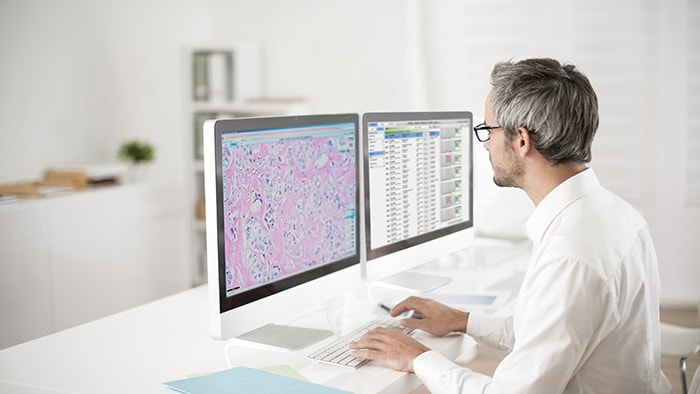 FDA's enforcement discretion allowing to expand remote use of Philips IntelliSite Pathology Solution during COVID-19 emergency