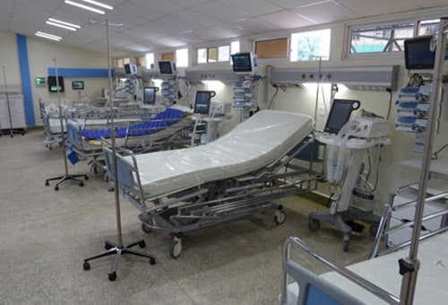 Refurbished ICU