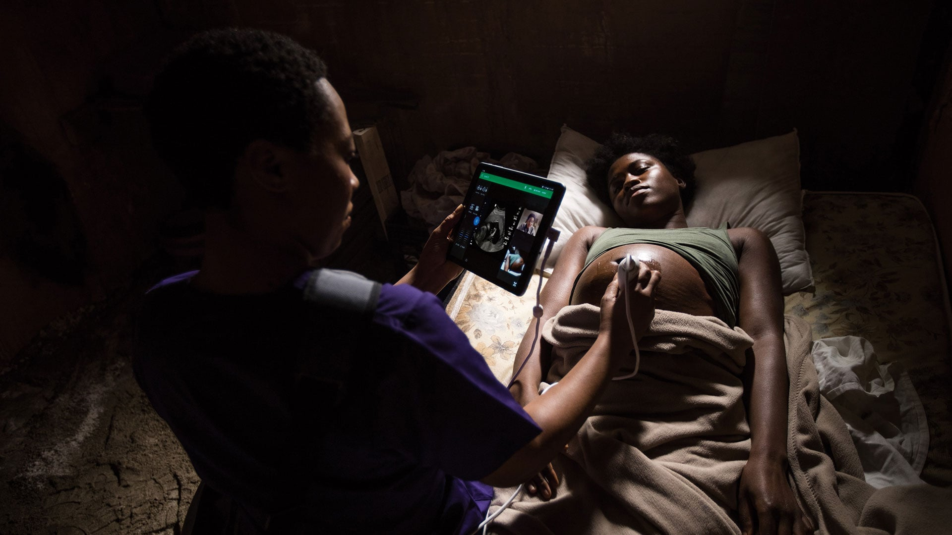 Improving maternal and child health through mobile ultrasound technology