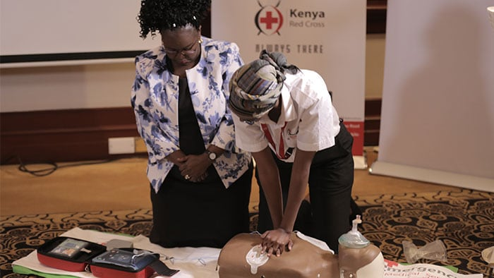 "Back to Rhythm campaign is back to safeguard Kenya's healthiest and most ""at-risk"" hearts"
